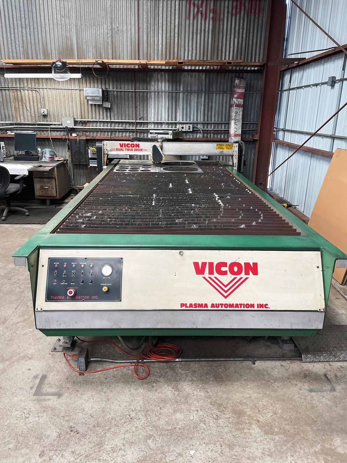 Ashman Auction - Metal Fabrication Facility Public Auction