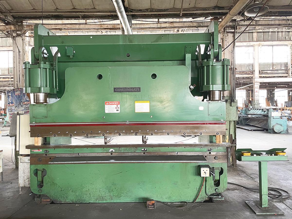Ashman Auction - Sheet Metal Fabrication Facility